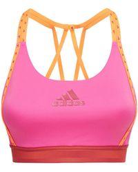 """adidas Originals Gepolstertes Bh-oberteil """"don't Rest"""" - Pink"""