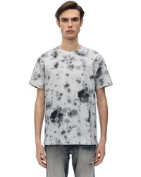 A-COLD-WALL* x Diesel Red Tag - オーバーサイズサテンジャージーtシャツ - Lyst