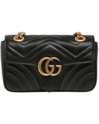 Gucci - Small GG Marmont 2.0 Shoulder Bag - Lyst