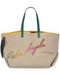 Palm Angels Rainbow La Cabas トートバッグ - マルチカラー