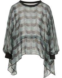 Giorgio Armani Рубашка С Принтом - Многоцветный