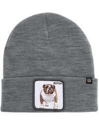 Goorin Bros Tough Dog Beanie - Grau