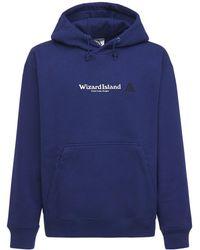 """Nike Hoodie Aus Baumwollfleece """"acg Wizard"""" - Blau"""