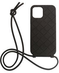 Bottega Veneta Силиконовый Чехол Для Iphone 12 Pro - Черный