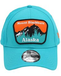 KTZ - Alaskaパッチコットン野球帽 - Lyst