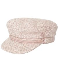 """Maison Michel Kappe Aus Tweed """"new Abby"""" - Pink"""
