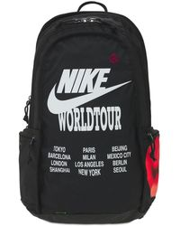 Nike Рюкзак World Tour Utility - Черный