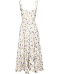 Brock Collection オットマンドレス - マルチカラー