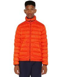 Moncler Куртка На Пуху - Оранжевый