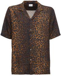 Ksubi - Рубашка С Принтом Пейсли - Lyst