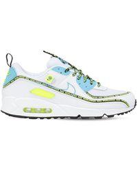 Nike Nike Air Max 90 SE Herrenschuh - Blau