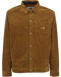 The North Face - Berkely オーバーサイズコットンコーデュロイシャツ - Lyst
