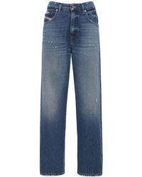 """DIESEL Jeans """"reggy"""" In Denim - Blu"""