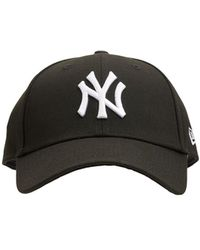 KTZ Mlb Ny Yankees Contrast 9forty Cap - Black