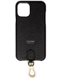Tom Ford Чехол Для Телефона I Phone 11 Pro - Черный