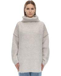 Maison Margiela - モヘアブレンドセーター - Lyst