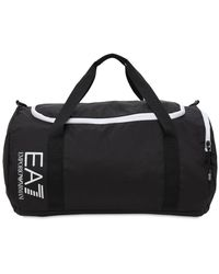 EA7 Emporio Armani Gym Bag - Black