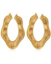 Joanna Laura Constantine - Collar Statement Earrings - Lyst