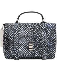 Proenza Schouler バッグ Ps1 Md Limited Edition Anniversary - ブルー