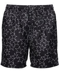 Dolce & Gabbana プリント水着 - ブラック