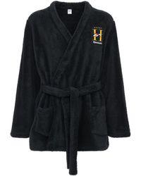 Reebok Classics Hotel Robe - Black