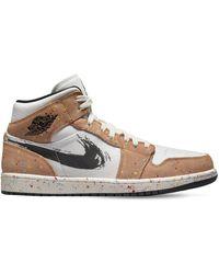 Nike Sneakers Air Jordan 1 Mid Se - Multicolore