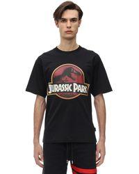 Gcds コットンジャージーtシャツ - ブラック