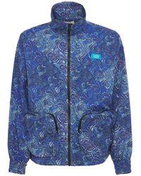 LC23 Paisley ジャケット - ブルー