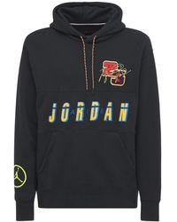 "Nike - Felpa ""jordan Sport Dna"" - Lyst"