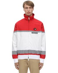 Burberry Tracktop - Rot