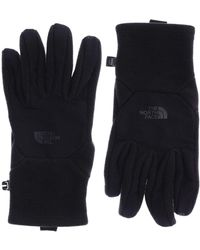 "The North Face Handschuhe Aus Acryl ""denali Etip"" - Schwarz"