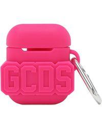 Gcds Airpods ケース - ピンク