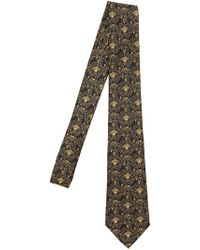 Versace - 7cm Medusa Jacquard Silk Tie - Lyst