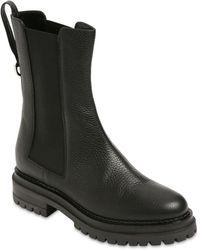 Sergio Rossi Кожаные Ботинки Sr Joan 30мм - Черный