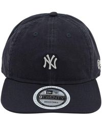 "KTZ Cappello Baseball ""Team Packable"" In Cotone - Blu"