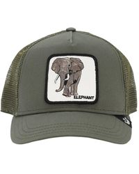Goorin Bros Elephant Patch Hat - Green