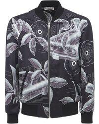 Givenchy - Floral ジップボンバージャケット - Lyst