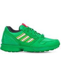 """adidas Originals Sneakers """"zx 8000 Lego"""" - Vert"""