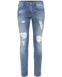 Dolce & Gabbana デニムジーンズ - ブルー
