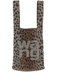 "Alexander Wang - Borsa Shopping Mini ""wangloc"" Con Decorazioni - Lyst"