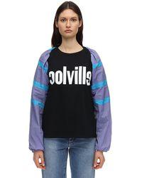Colville Vintage Sleeves Jacket - Blue