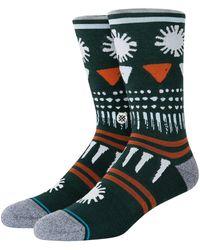 Stance Kirkja Wool Blend Socks - Green