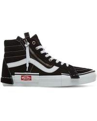 Vans Sk8-hi Zip High-top Trainers - Black