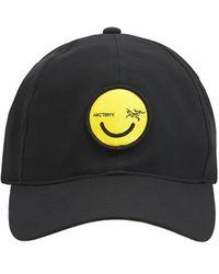 Arc'teryx All Smiles Baseball Hat - Black