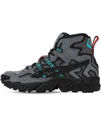 "Asics Sneakers ""gel-nandi Hi G-tx"" - Nero"