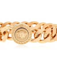 Versace Kettenarmband Mit Medusa - Mettallic