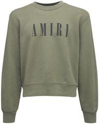 Amiri Core ジャージースウェットシャツ - グレー
