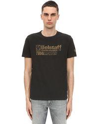 Belstaff Trialmaster Vintage コットンシャツ - ブラック