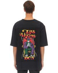 Warren Lotas Camisa Oversize Con Parches - Negro