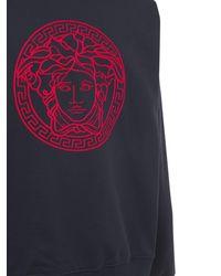Versace Свитшот С Вышивкой - Синий